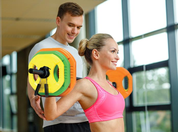Fitness trenéři