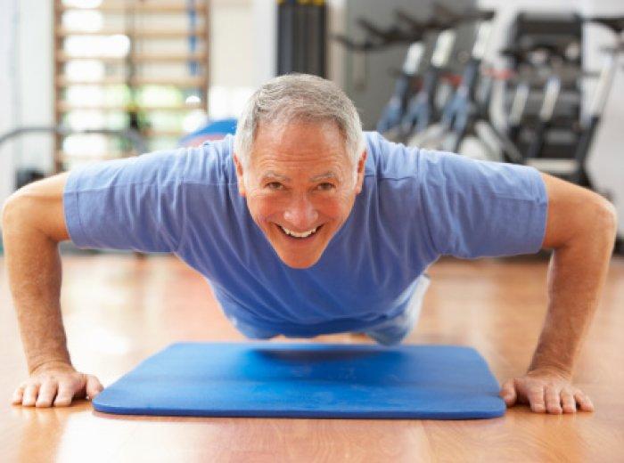 Zdravotní cvičení 65+